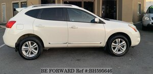 Used 2012 NISSAN ROGUE BH595646 for Sale