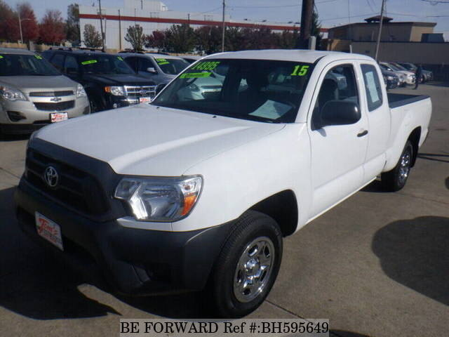 Used 2015 TOYOTA TACOMA BH595649 for Sale
