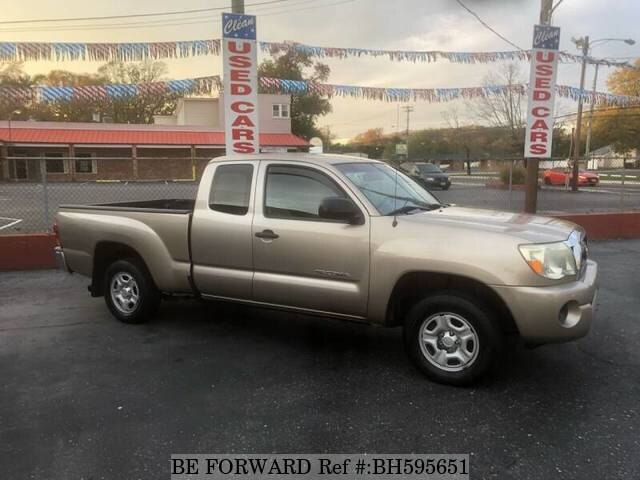 Used 2006 TOYOTA TACOMA BH595651 for Sale