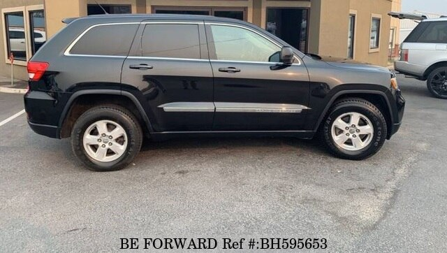 Used 2012 JEEP GRAND CHEROKEE BH595653 for Sale