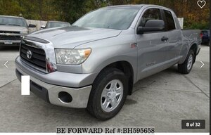 Used 2008 TOYOTA TUNDRA BH595658 for Sale
