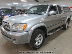Used 2004 TOYOTA TUNDRA BH595663 for Sale