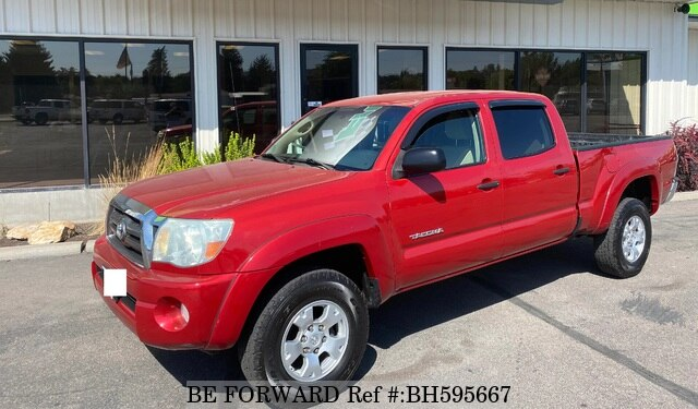 Used 2010 TOYOTA TACOMA BH595667 for Sale