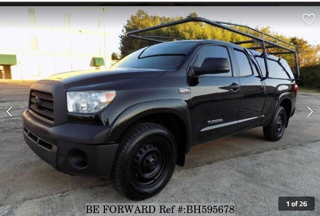 Used 2008 TOYOTA TUNDRA BH595678 for Sale