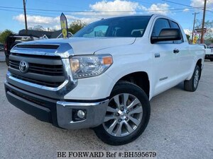 Used 2014 TOYOTA TUNDRA BH595679 for Sale