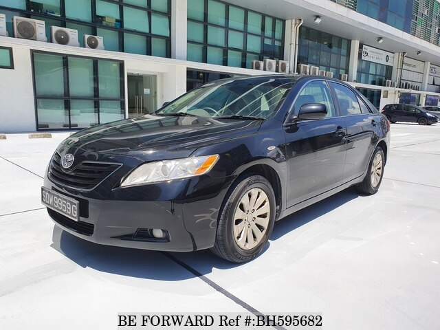 Used 2006 TOYOTA CAMRY BH595682 for Sale