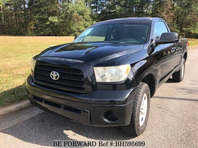 Used 2007 TOYOTA TUNDRA BH595699 for Sale