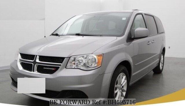 Used 2016 DODGE GRAND CARAVAN BH595716 for Sale