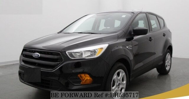 Used 2017 FORD ESCAPE BH595717 for Sale