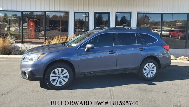 Used 2017 SUBARU OUTBACK BH595746 for Sale