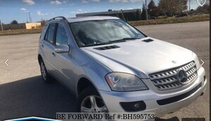 Used 2007 MERCEDES-BENZ M-CLASS BH595753 for Sale