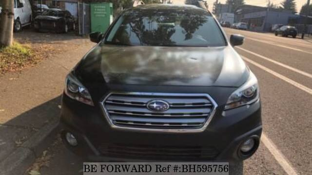 Used 2015 SUBARU OUTBACK BH595756 for Sale