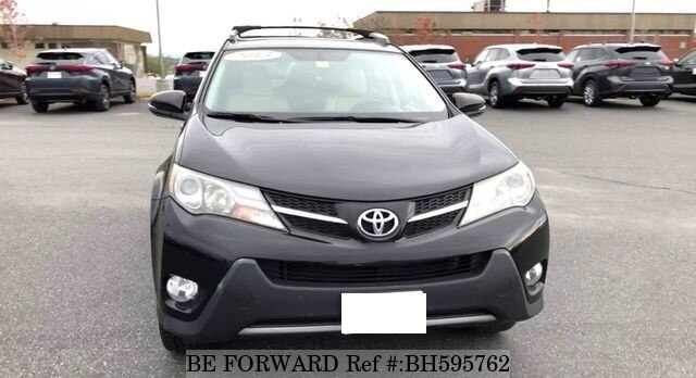 Used 2013 TOYOTA RAV4 BH595762 for Sale