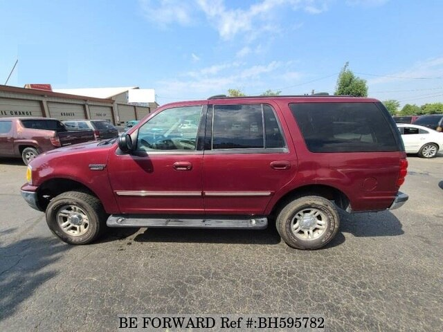 Used 2000 FORD EXPEDITION BH595782 for Sale