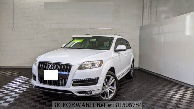 Used 2013 AUDI Q7 BH595784 for Sale