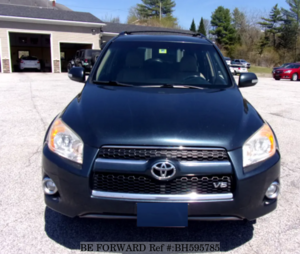 Used 2010 TOYOTA RAV4 BH595785 for Sale