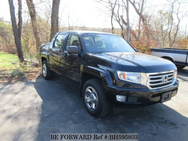 Used 2012 HONDA RIDGELINE BH595803 for Sale