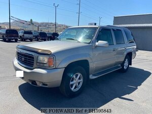 Used 2000 CADILLAC ESCALADE BH595843 for Sale