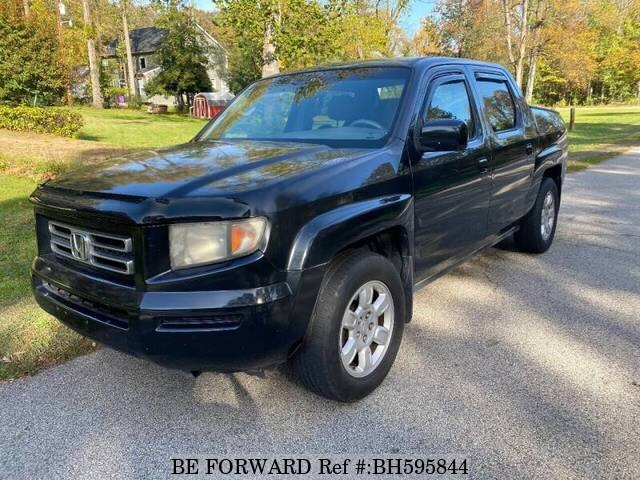 Used 2006 HONDA RIDGELINE BH595844 for Sale