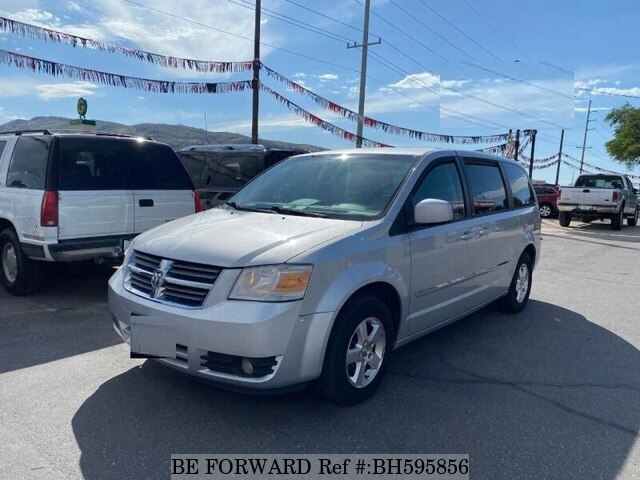 Used 2008 DODGE GRAND CARAVAN BH595856 for Sale