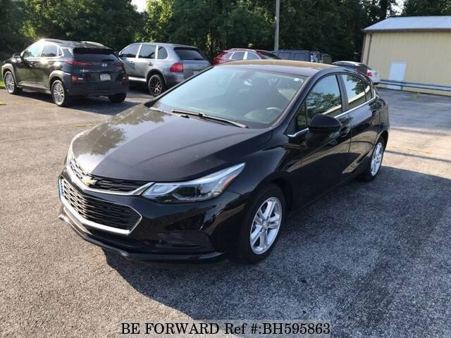 Used 2018 CHEVROLET CRUZE BH595863 for Sale