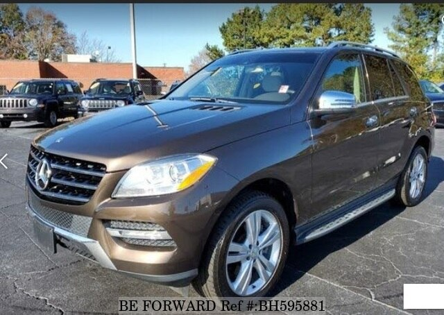 Used 2012 MERCEDES-BENZ M-CLASS BH595881 for Sale