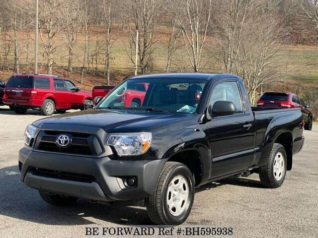 Used 2014 TOYOTA TACOMA BH595938 for Sale