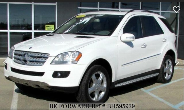 Used 2007 MERCEDES-BENZ M-CLASS BH595939 for Sale