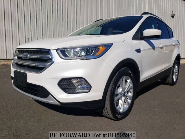 Used 2017 FORD ESCAPE BH595940 for Sale