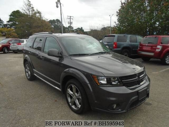Used 2017 DODGE JOURNEY BH595943 for Sale