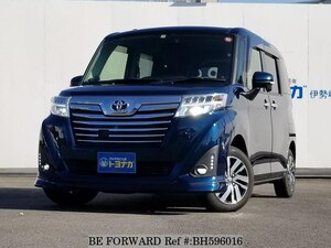 Used 2017 TOYOTA ROOMY BH596016 for Sale