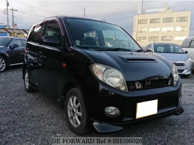 Used 2002 DAIHATSU MAX BH596026 for Sale