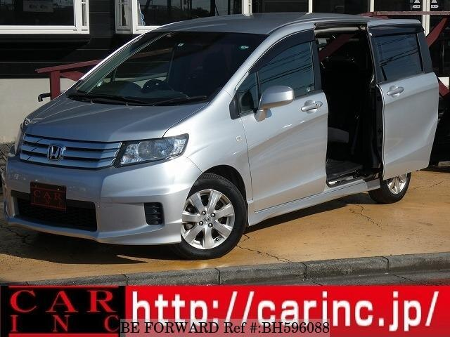 Used 2011 HONDA FREED SPIKE BH596088 for Sale