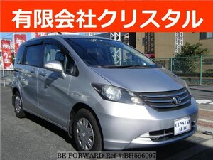 Used 2009 HONDA FREED BH596097 for Sale