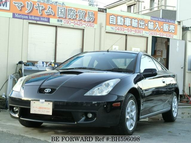Used 1999 TOYOTA CELICA BH596098 for Sale