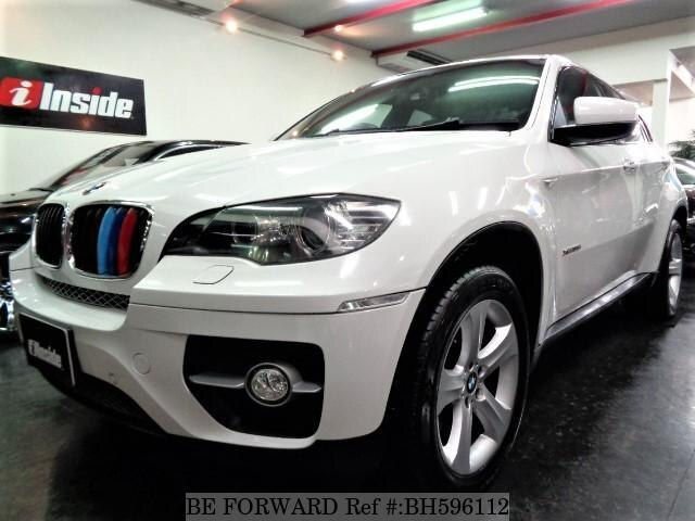 Used 2008 BMW X6 BH596112 for Sale
