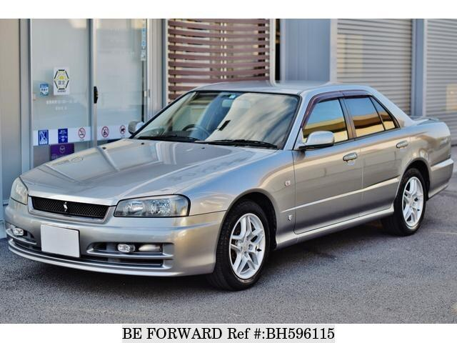 Used 2001 NISSAN SKYLINE BH596115 for Sale