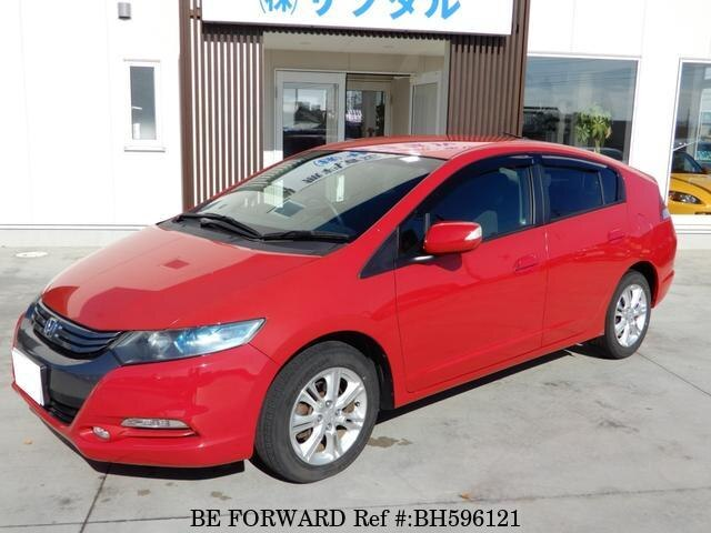Used 2010 HONDA INSIGHT BH596121 for Sale