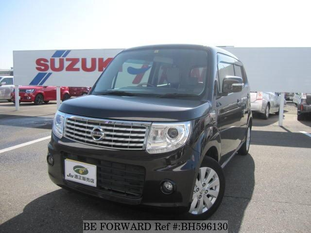 Used 2014 NISSAN MOCO BH596130 for Sale