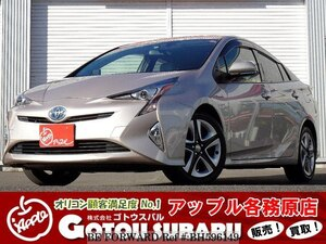 Used 2017 TOYOTA PRIUS BH596149 for Sale