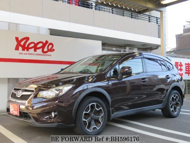 Used 2013 SUBARU XV BH596176 for Sale