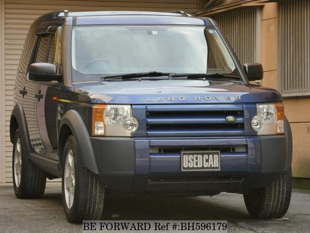Used 2007 LAND ROVER DISCOVERY 3 BH596179 for Sale