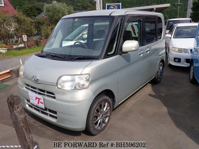 Used 2010 DAIHATSU TANTO BH596202 for Sale