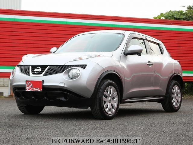 Used 2011 NISSAN JUKE BH596211 for Sale