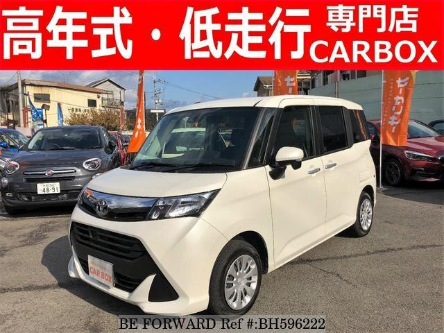 Used 2018 TOYOTA TANK BH596222 for Sale