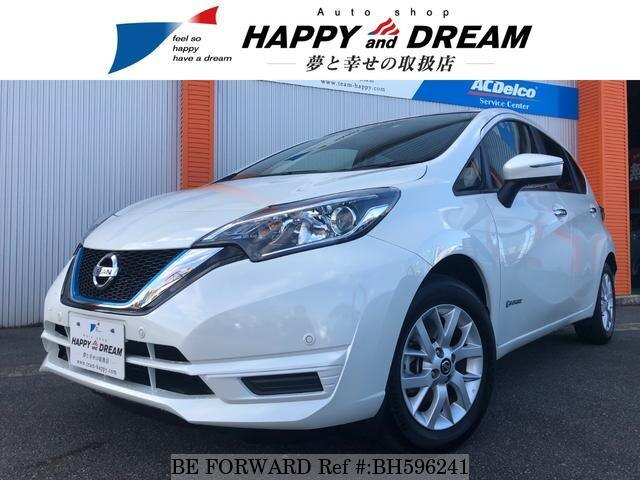 Used 2018 NISSAN NOTE BH596241 for Sale