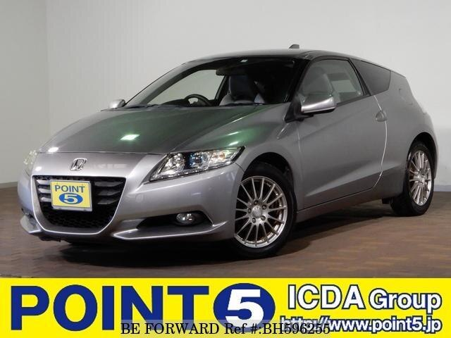 Used 2010 HONDA CR-Z BH596255 for Sale