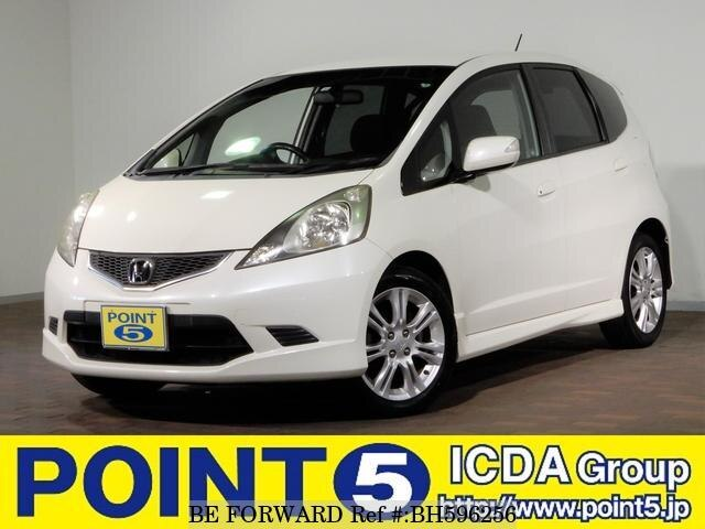 Used 2010 HONDA FIT BH596256 for Sale