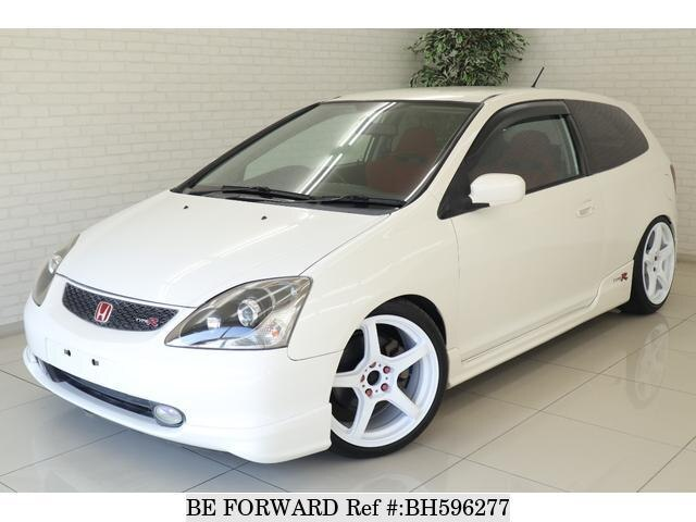 Used 2002 HONDA CIVIC BH596277 for Sale