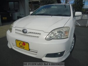 Used 2004 TOYOTA ALLEX BH596283 for Sale